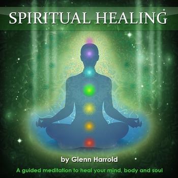 Glenn Harrold Spiritual Healing