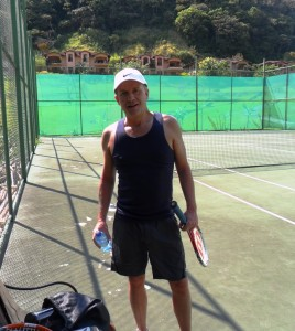Glenn tennis