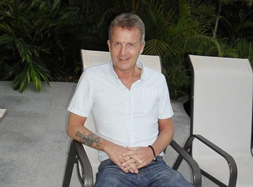 Glenn Harrold in Boquete