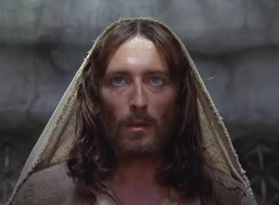 Robert Powell as Jesus Christ