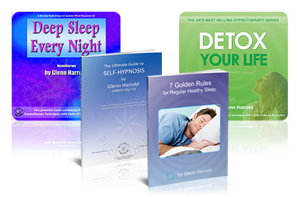 Eat your way to better sleep - Glenn Harrold's Hypnosis and