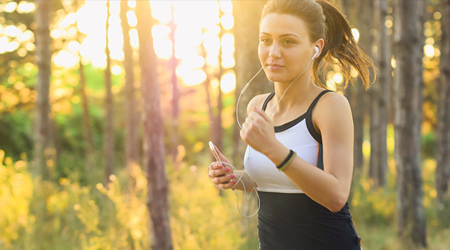 Running Let Yourself Forgive