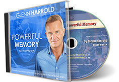 Develop A Powerful Memory Hypnosis CD & MP3 Download