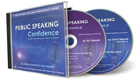 Public Speaking Confidence Hypnosis CD & Download