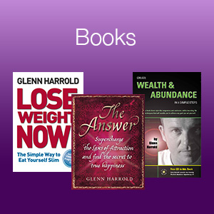 Hypnosis Books by Glenn Harrold