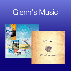 Hypnosis CDs & MP3 Downloads by Glenn Harrold
