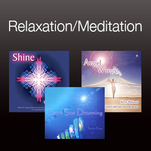 Relaxation and Meditation CDs & MP3 Downloads