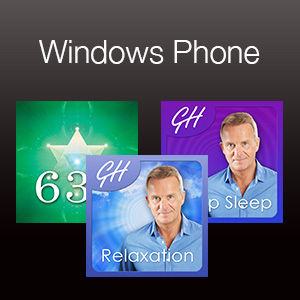 Windows Phone Hypnosis Apps by Glenn Harrold