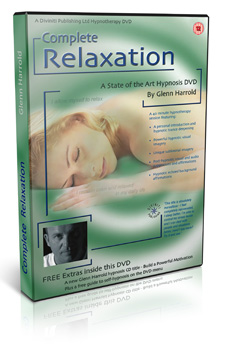 Complete Relaxation Hypnosis DVD